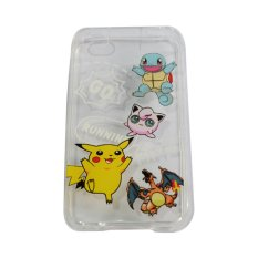 Ultrathin Case Pokemon For Apple iPhone 5G/5S/5SE UltraFit Air Case / Jelly Case / Soft Case - 6
