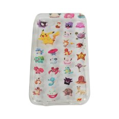 Ultrathin Case Pokemon For Apple iPhone 5G/5S/5SE UltraFit Air Case / Jelly Case / Soft Case - 8