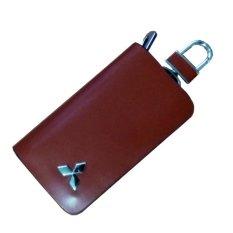 Harga Uniqtro Gantungan Kunci Dan Dompet Stnk Logo Mitshubishi Uniqtro Baru