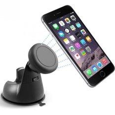 Harga Termurah Mobil Kaca Depan Cell Phone Holder Hitam