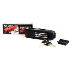 Universal Griplock Grip Lock Kunci Gembok Pengaman Anti Maling Stang Motor