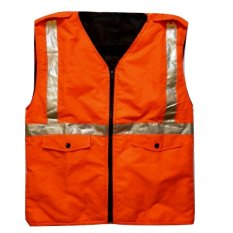 Universal Rompi Vest Motor Touring Biker Body Protector Safety Proyek Scotlight - Orange