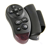 Beli Universal Steering Wheel Universal Ir Remote Control For Car Cd Dvd Tv Mp3 Universal Online