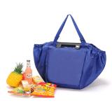 Promo Universal Tas Belanja Lipat Trolley Shopping Bag Dark Blue