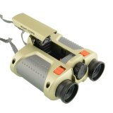 Jual Universal Teropong Malam 4 X 30Mm Binoculars Night Scope Gold Termurah