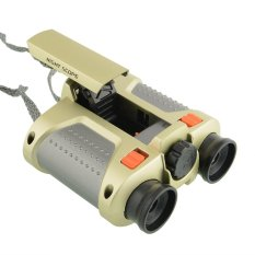 Ulasan Mengenai Universal Teropong Malam 4 X 30Mm Binoculars Night Scope Gold