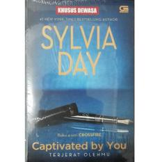 Beli Uranus Gramedia Captivated By You Terjerat Olehmu Sylvia Day Uranus