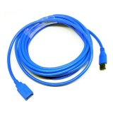 Beli Usb 3 Male To Female Extension Cable 5M Blue Kredit Jawa Tengah