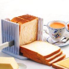Review Terbaik Berguna Roti Roti Toast Slicer Cetakan Kue Maker Kitchen Tool Accessory