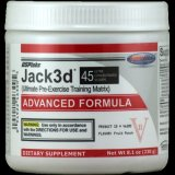 Jual Usp Labs Jack3D Advanced 45 Serving Branded Murah