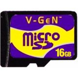 V Gen Memory Card Micro Sd Tf 16 Gb Non Adapter Di Banten