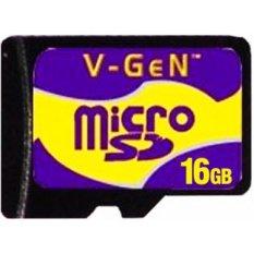 Beli V Gen Memory Card Micro Sd Tf 16 Gb Non Adapter Cicilan