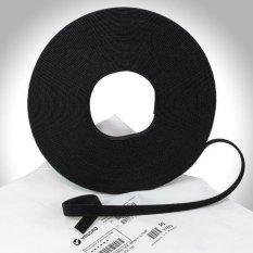 Toko Velcro One Wrap Strap Lebar 5 8 1 5 Cm Panjang 23 Mtr Hitam Lengkap Jawa Barat