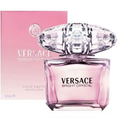 Jual Versace Bright Crystal Women Edt 90Ml Versace Original