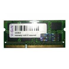 Harga Vgen Memori Soddim Ddr3 2Gb 10600 12800