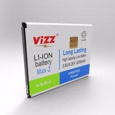 Spek Vizz Baterai Double Power Andromax Z 3200 Mah Vizz