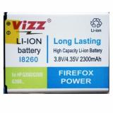 Diskon Produk Vizz Battery For Samsung Galaxy Core I8260 Galaxy Trend 3 G3508 Double Power 2300 Mah