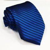 Beli Vm Dasi Fashion Slim Stripe Biru Benhur Slim Tie Online Terpercaya
