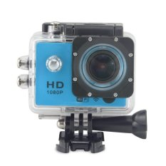 VVGCAM SJ4000 Sports Camera WiFi with Remote Control 1.5inch LCD HD1080P Waterproof Action Camera (Blue)