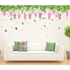 Wall sticker Pink Lavender