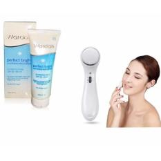 Harga Wardah Perfect Bright Lightening Moisturizing Ion Face Massager Wardah Asli