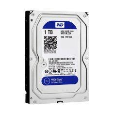"""WD Blue 1 TB 7200 Rpm Chace 64Mb HDD Internal PC 3.5"""" - Biru"""