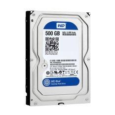 WD Hardisk Internal PC 500GB 3,5