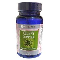 Spesifikasi Wellness Celery Complex 30 Caps Baru