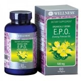 Ulasan Lengkap Wellness Evening Primrose Oil Epo 500Mg