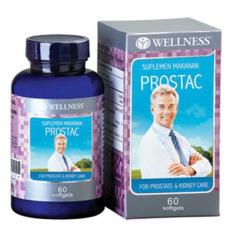 Beli Wellness Prostac 60 Softgels Baru