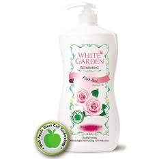 Wg S Gel Pink Rose 1100Ml White Garden Diskon 50