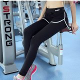 Toko Putih Wanita Sport Celana Latihan Legging Fitness Fake Two Piece Legging Yoga Celana Yang Bisa Kredit