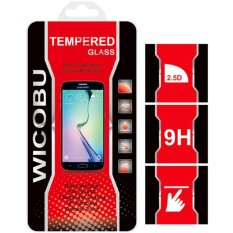 Beli Wicobu Tempered Glass For Lenovo Vibe Shot Anti Gores Anti Gores Rounded Edge 2 5D Online Murah