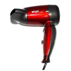 Wigo W-350 Hair Dryer - Pengering Rambut - Merah