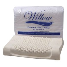 Ulasan Willow Pillow Ergonomic Latex 456