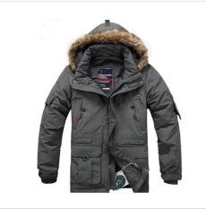 Ulasan Jaket Musim Dingin Untuk Pria Down Parka Plus Ukuran 5Xl Hangat Mantel Windproof Hooded Down Jaket Pria Mantel Musim Dingin Intl