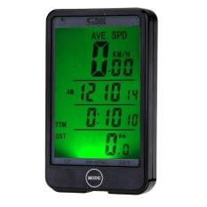 Review Toko Layar Sentuh Nirkabel Fungsi Tahan Air Secara Otomatis Sepeda Sepeda Speedometer Stopwatch Online