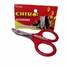 Wiyadistore - Gunting Kuku Kucing Anjing Chiro By Wiyadistore.