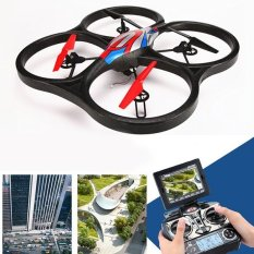 WL Toys Drone/Quadcopter V666 5.8G FPV + Camera + LCD Screen