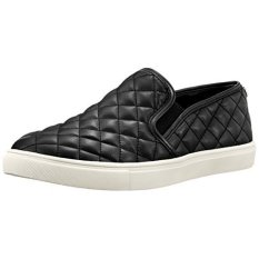 Beli Women S Steve Madden Ecentrcq Sneaker Size 7 5 M Hitam Dengan Kartu Kredit