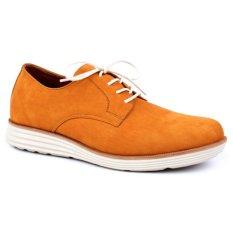 Harga Wonder Shoes Brown Lunar 3402 Cokelat Paling Murah