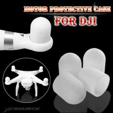 Tips Beli Xcsource 4 Pcs Motor Guard Cap Cover Protector For Fpv Rc Dji Phantom 3