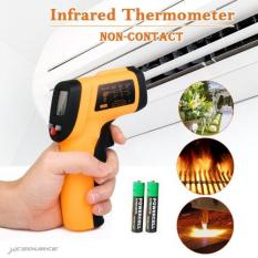 Review Tentang Xcsource Handheld Non Contact Ir Infrared Digital Temperature Thermometer