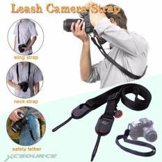 Model Xcsource Leash Camera Shoulder Strap Sling Adjustable For Gopro Dslr Slr Camera Terbaru