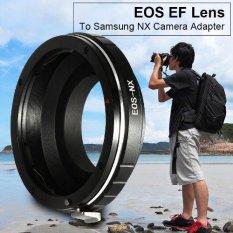 Promo Xcsource Metal Adapter For Canon Ef Ef S Lens To Samsung Nx5 Nx10 Nx11 Nx210 Nx3000 Dki Jakarta