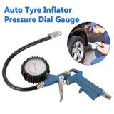 Review Xcsource Ome Car Auto Air Compressor Tire Tyre Inflator Pressure Dial Gauge 220Psi Ma404 Xcsource