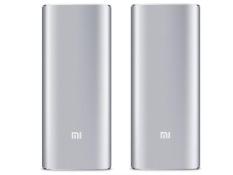 Harga Hemat Xiaomi 16000Mah Power Bank Package Dual Usb Port Ndy 02 Al Silver 2 Pcs