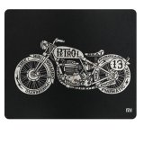 Beli Xiaomi Anti Slip Mousepad David Hardison Bike Design Hitam Murah