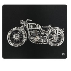 Jual Xiaomi Anti Slip Mousepad David Hardison Bike Design Hitam Indonesia Murah