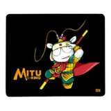 Jual Xiaomi Anti Slip Mousepad Mitu King Design Hitam Xiaomi Original